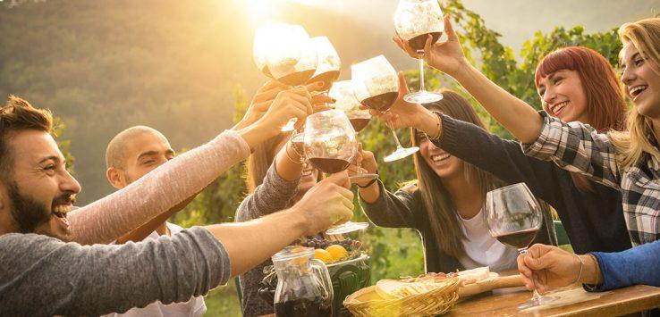 Saving Wine